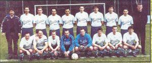 Mannschaftsfoto 2002-03