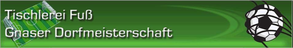 Gnaser Dorfmeisterschaft - Logo
